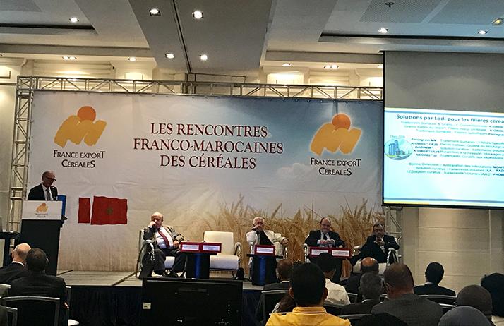 rencontres franco marocaines des céréales)