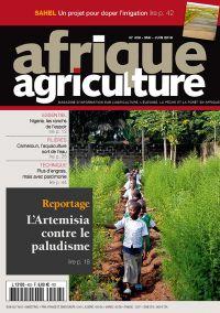 Afrique Agriculture 430 de mai/juin 2019