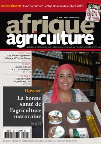 Afrique Agriculture 429 de mars/avril 2019