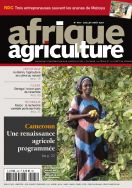 Afrique Agriculture 443 de juillet-août 2021
