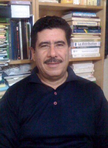 Omari Chérif, conseiller du ministre de l'Agriculture, du Développement rural et de la Pêche. Photo: DR