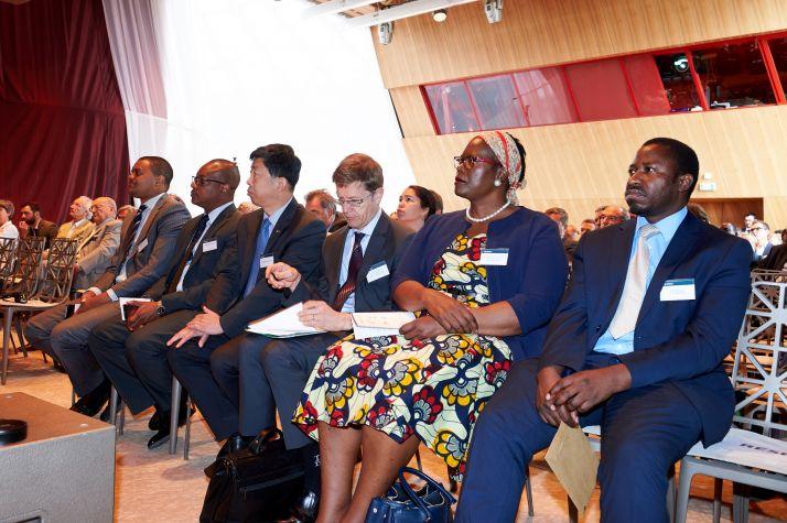Près de 200 invités ont participé aux 40 ans de l'Adepta le 23 juin dernier