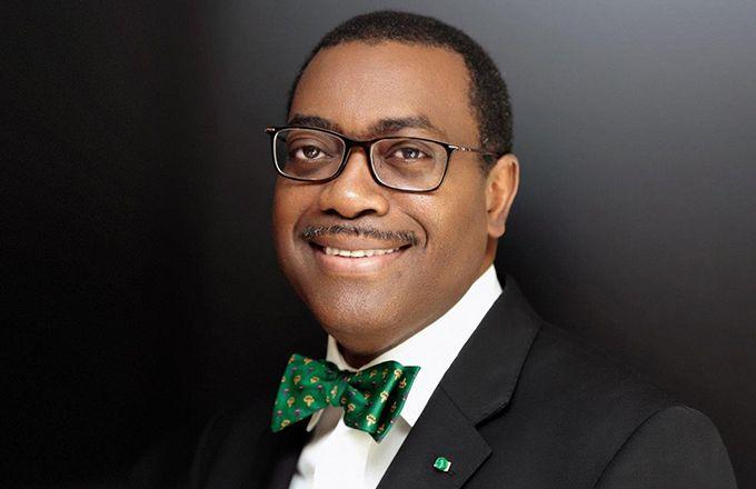 Akinwumi Adesina a été réélu pour cinq ans à la tête de la Banque africaine du développement. Photo : AFDB