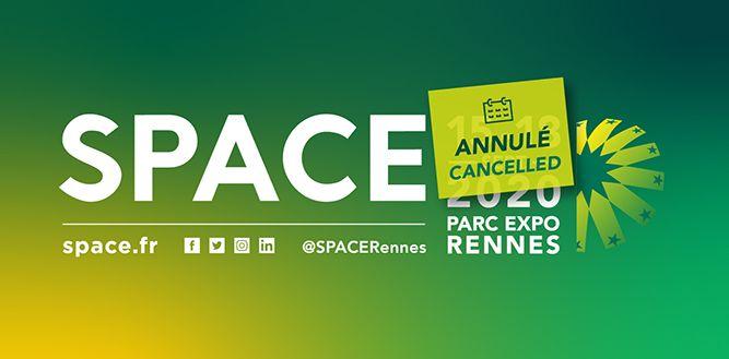 SPACE annulé
