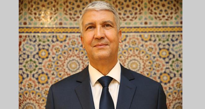 Mohamed Sadiki, nouveau ministre marocain de l'Agriculture, de la Pêche maritime, du Développement rural, des Eaux et Forêts. Photo : MAM