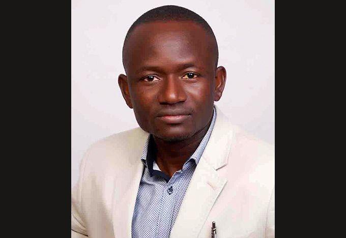 Le docteur Seydou Amadou. Photo: Daouda Aliyou