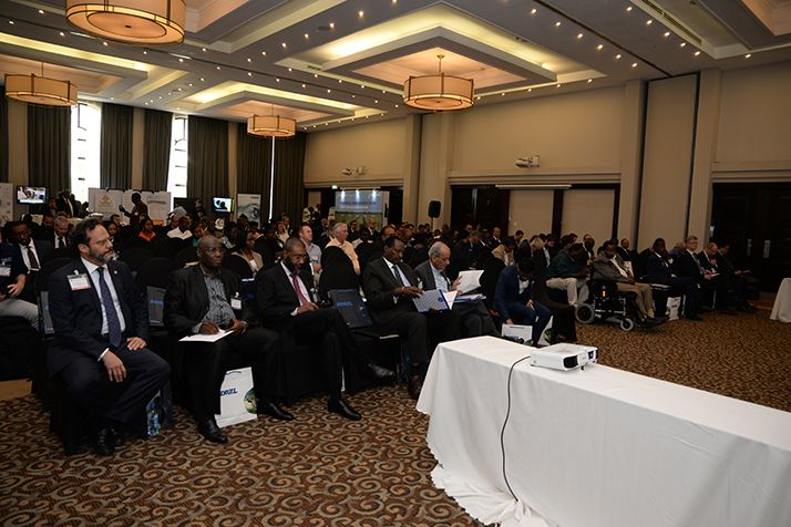 Soft Commodities Week Africa - Sustainable Agriculture Summit Africa - AgTech Africa - 9th Annual Africa Sugar. © Lazare Garreau
