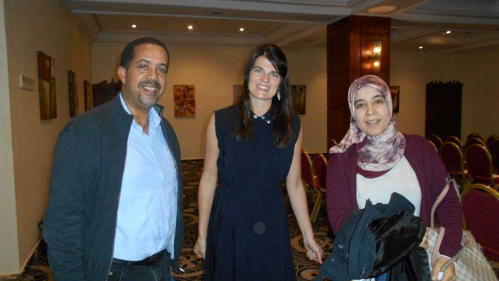 Dr Msougar Adil - Alice Vinchon (Cidape) - Fatima Ezzahra Bouchara - Sudinde