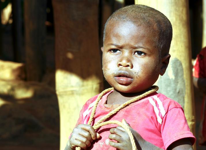 La grande misère est souvent muette. © Fotolia