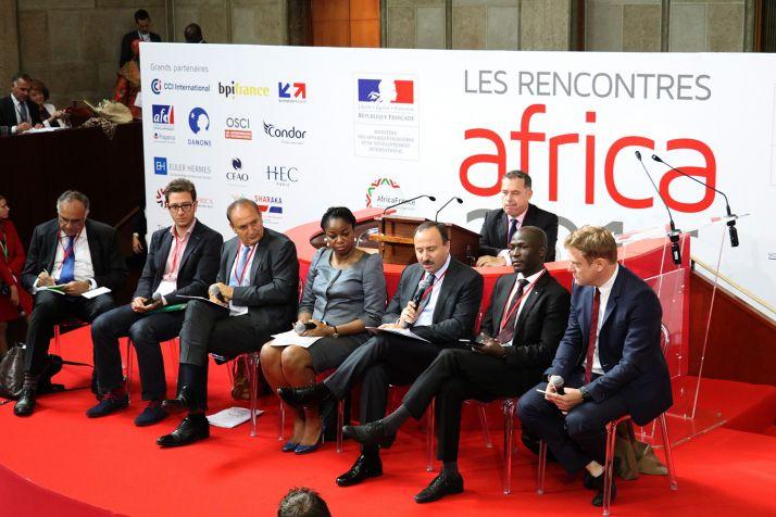 Rencontres Africa 2016