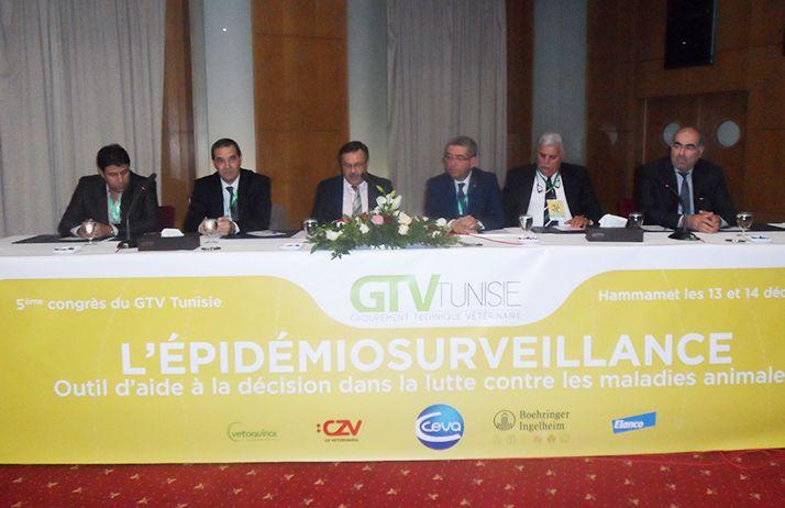 Le 5e congrès du groupement technique vétérinaire de Tunisie, le GTVT, se tient jusqu'à ce soir sous le thème de l'épidémiosurveillance.