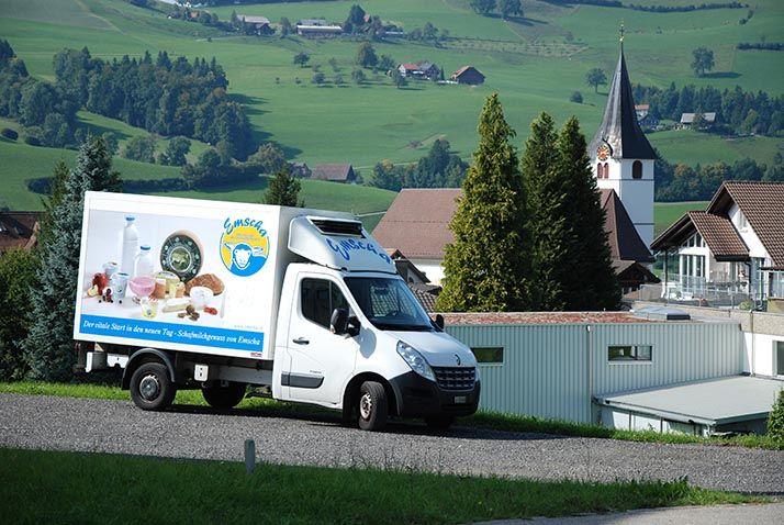La Suisse est membre du partenariat de la montagne, avec le Maroc. Comme ici, à Entlebuch, une zone d'herbages et de fromages du centre du pays. Photo : Antoine Hervé