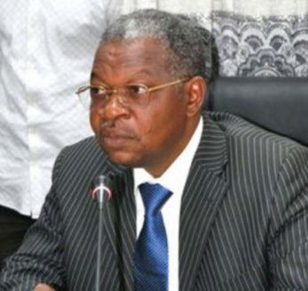 Delphin Koudandé, ministre de l'Agriculture de l'Elevage et de la Pêche du Bénin.