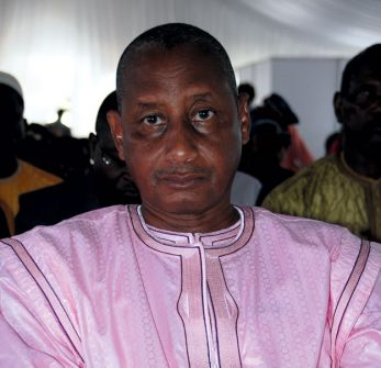 Dr Seydou Abouba, Niger.