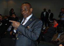 Elhadj Albadé Abouba, ministre de l'Agriculture et de l'Élevage du Niger. Photo : Antoine Hervé