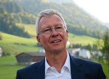 Hans Dreyer, directeur de la FAO, plaide pour une utilisation plus large des plantes comestibles. Photo: Antoine Hervé
