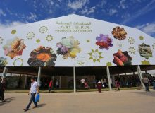 Le Siam de Meknès est la grande vitrine annuelle des produits du terroir du Maroc. Photo: Siam