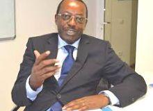 Théophile Ogandaga, Pdg de Sotrader, Gabon (A. Lawson)