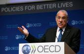 Angel Gurría, secrétaire général de l'OCDE.  Photo: OCDE
