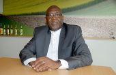 Jacob Ouedraogo, ministre de l'Agriculture et des  Aménagements hydrauliques du Burkina Faso. Photo: A. Hervé