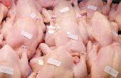 Le poulet est la principale source de protéines en Afrique du Sud.  Photo: Moussa Camara