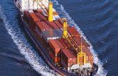 «90 % des marchandises voyagent  par voie maritime et 20% souffrent de l'humidité», explique-t-on chez Sodepac. Photo: Sodepac