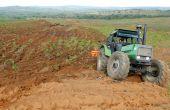 La modernisation des fermes, comme ici au Cameroun, devrait permettre une augmentation de 3,5% des rendements par an. Photo: A. Hervé