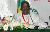 Modou Thiam, président des semenciers du Sénégal. © A. Hervé