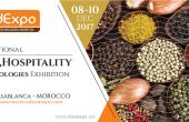 Morocco Food Expo 2017du 8 au 10 décembre 2017 à Casablanca