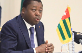 Faure Gnassingbé, président de la République du Togo. Photo : Officiel Togo