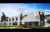 Le siège de l'entreprise Roxell à Maldegem, en Belgique. Photo: Roxell